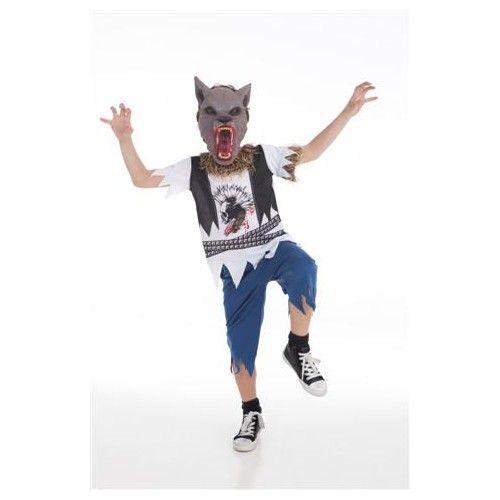 Disfraz Infantil Hombre Lobo