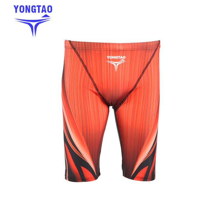 2017 Swimming Jammers Men Fast Drying Swimming Suit Men Briefs Beach Surf Suit Male Swimwear Men Competition Swimming Jammers