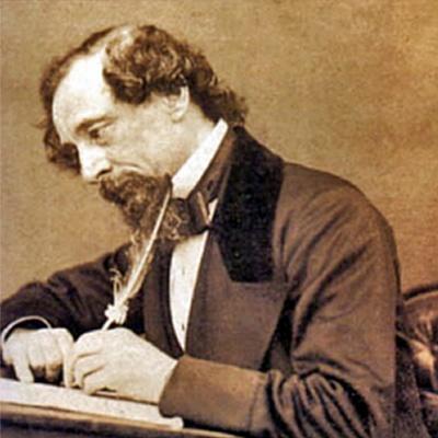 Charles Dickens - Vin de Constance fan
