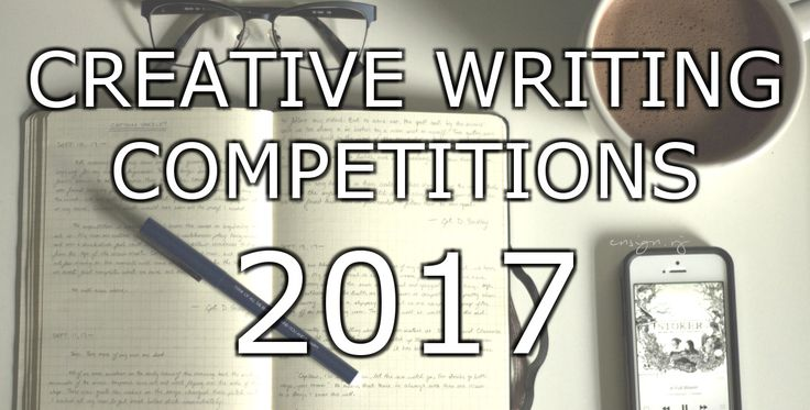 A Curated List of Creative Writing Competitions, Contests and Awards