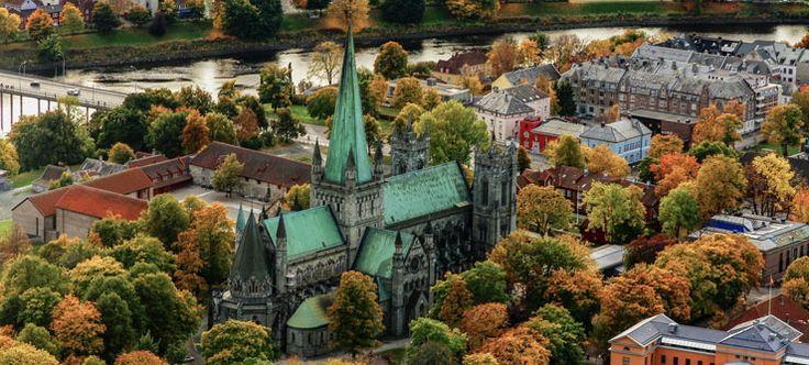 Nidarosdomen i Trondheim - Foto: Venture Pictures, Fram Film