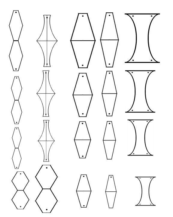 Basic Bail Patterns   Nancy L T Hamilton  armut çeşitleri