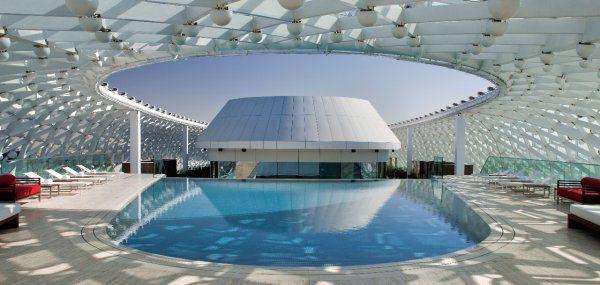 Hôtel Emirats arabes unis : Yas Viceroy Abu Dhabi - Moyen Orient - 6