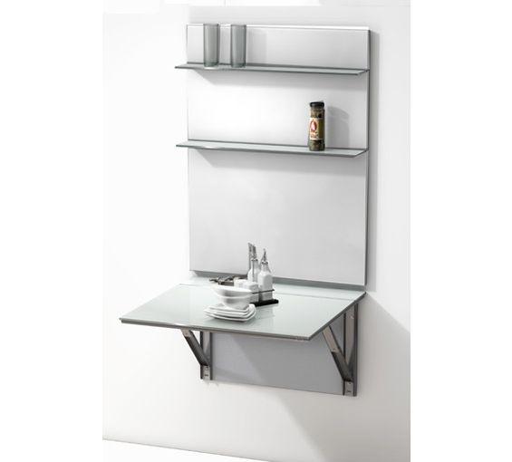 25 best images about muebles de cocina auxiliares on for Mueble mesa cocina