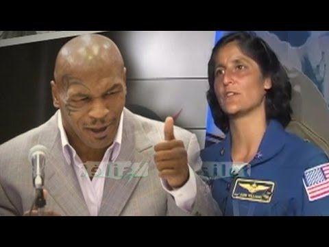 Kisah Mike Tyson dan Sunita Williams Menjadi Mualaf - Silet 02 Juni 2014 - YouTube
