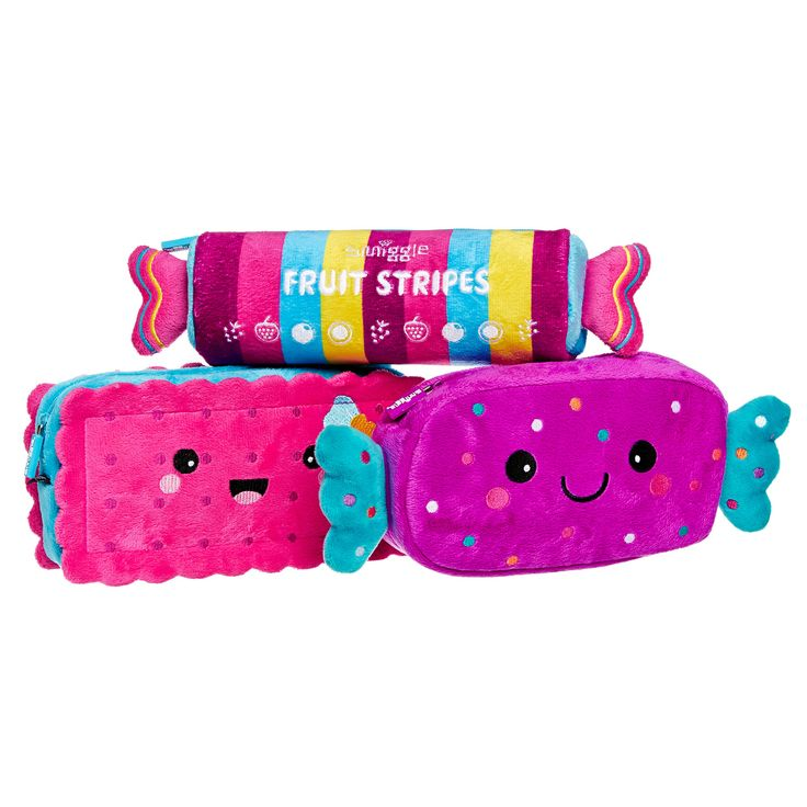 Image for Yum Fluffy Pencil Case from Smiggle UK