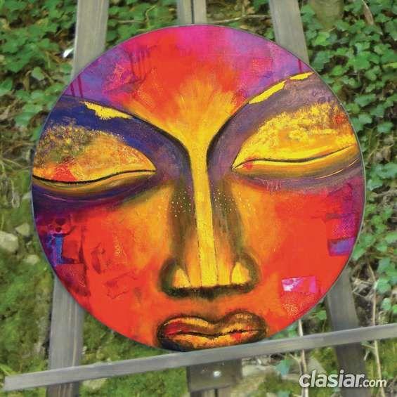MANDALAS CUADROS REDONDOS DE VIDRIO! ElGlobo Deco http://palermo.clasiar.com/mandalas-cuadros-redondos-de-vidrio-elglobo-deco-id-259578