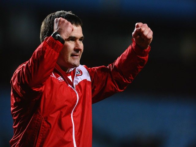 "Nigel Clough expects ""close"" QPR game"