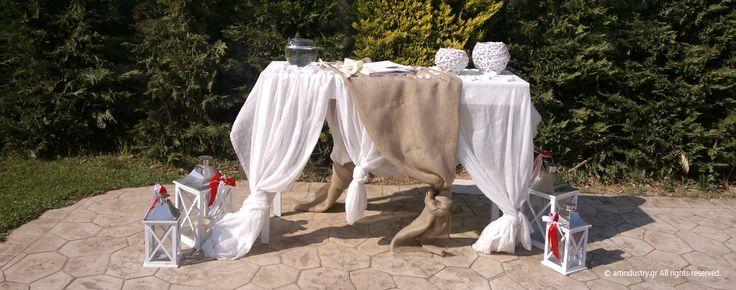 #artindustrygr #GoldfishWedding #wedding #syros #WeddingDecoration