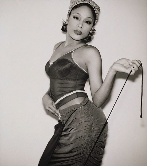 """Singer Tionne """"T-Boz"""" Watkins, one-third of the 90's all-girl mega-group TLC, whose repertoire spans R & B, Hip Hop, Soul, Funk and New Jack Swing."""