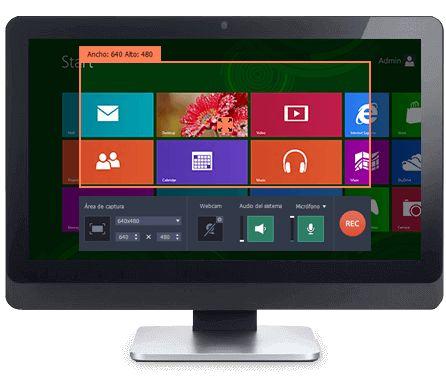 Screen Recorder | Grabar vídeos es fácil con Movavi