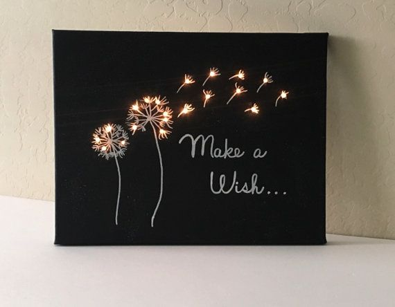 Canvas Quote Wall Art Diy