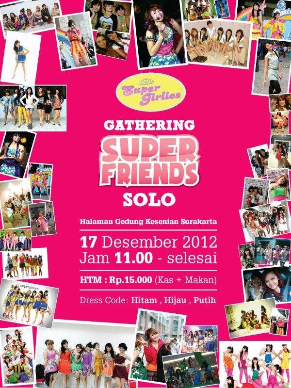 Gathering SF Solo 17 Desember 2012