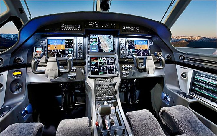 Pilatus PC-12 | Damn, that's a pretty cockpit.