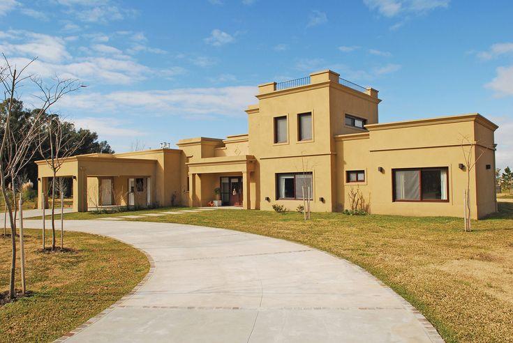 25 best ideas about casas estilo campo on pinterest - Casas estilo rustico ...