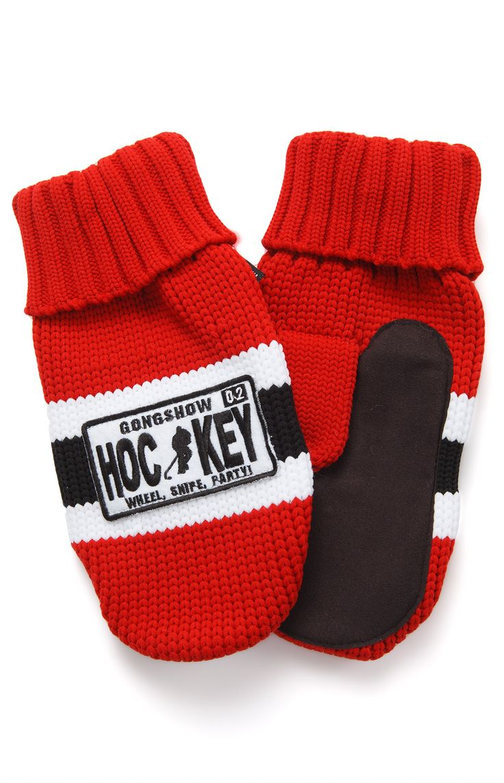 Hockey Sock Mitts, Mittens, Gloves Canada GONGSHOW Lifestyle Hockey Apparel | GONGSHOW Hockey Lifestyle Apparel