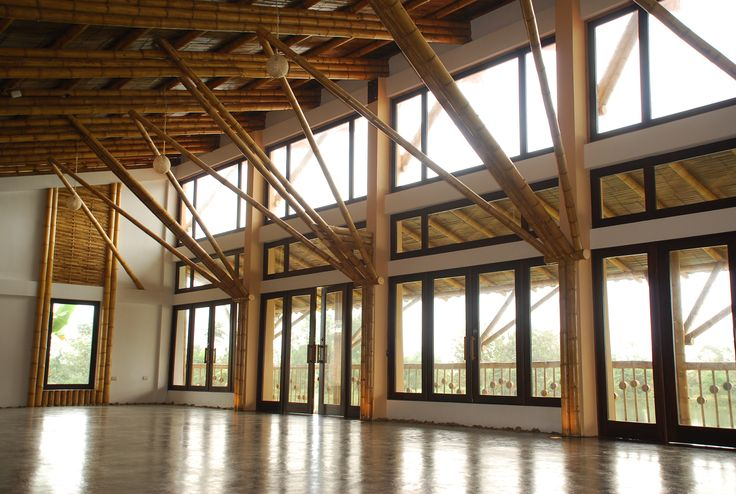 Salón de usos múltiples. Diseño y construcción Loaiza Construcciones. Bucay, Ecuador.