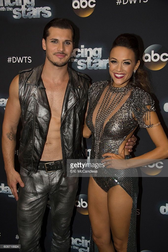 Gleb Savchenko and Jana Kramer  - The 13 celebrities get ready to dance to some of their favorite TV theme songs as TV Night comes to 'Dancing with the Stars,' live, MONDAY, SEPTEMBER 19 (8:00-10:01 p.m. EDT), on the ABC Television Network. JANA