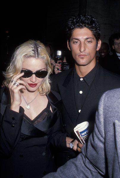 Madonna and Tony Ward