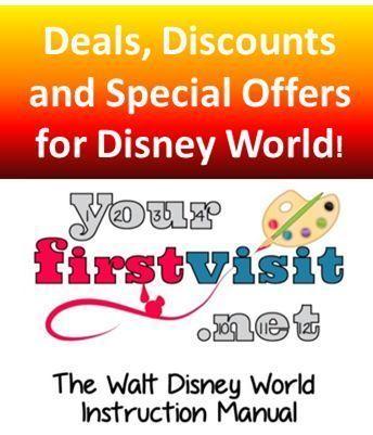 Disney World Deals | Summary of Current Walt Disney World Deals and Discounts | yourfirstvisit.net | #DisneyDeals #DisneyWorldDeals #DisneyWorldSavings #DisneySavings #DisneyonaBudget #DisneyWorld #DisneyWorldTips #WDW