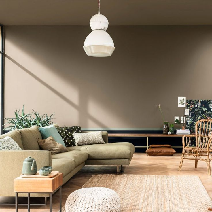 Paint trends 2021 – the key colours setting the tone in our homes   Paint trends, Paint colors ...