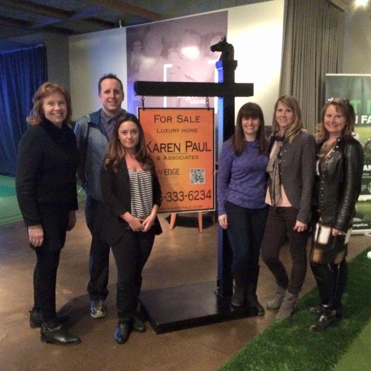 Karen Paul and Faraway Golf -- Customer Appreciation Event