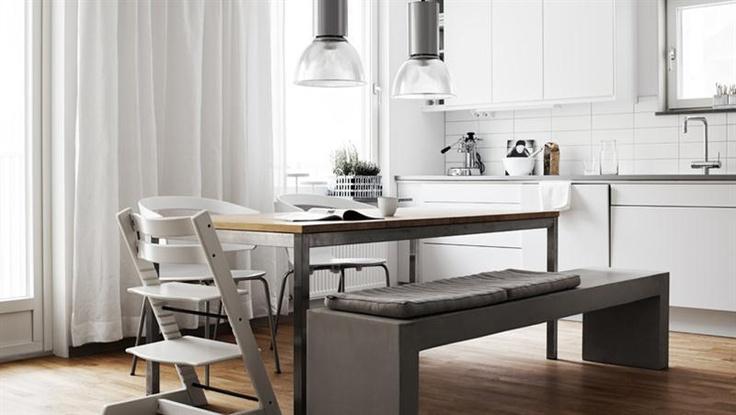Puro minimalismo nórdico