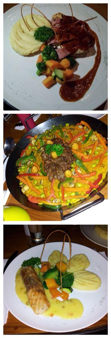 Kuliner ala spanyol - at Soleluna Jl. Sumatra No. 26 Bandung