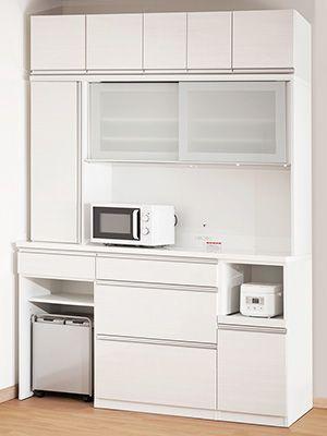 組み合わせタイプのキッチンボード-チェルシー | ニトリ公式通販 家具 ... 上部の空間スペースを有効活用できる上置きもオプションで追加することが出来ます。上置きの高さは39cmとなります。