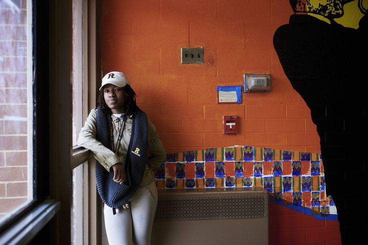An arts program at Suitland High School has proved to be a crucible for emerging artists, with some now rising to national prominence.