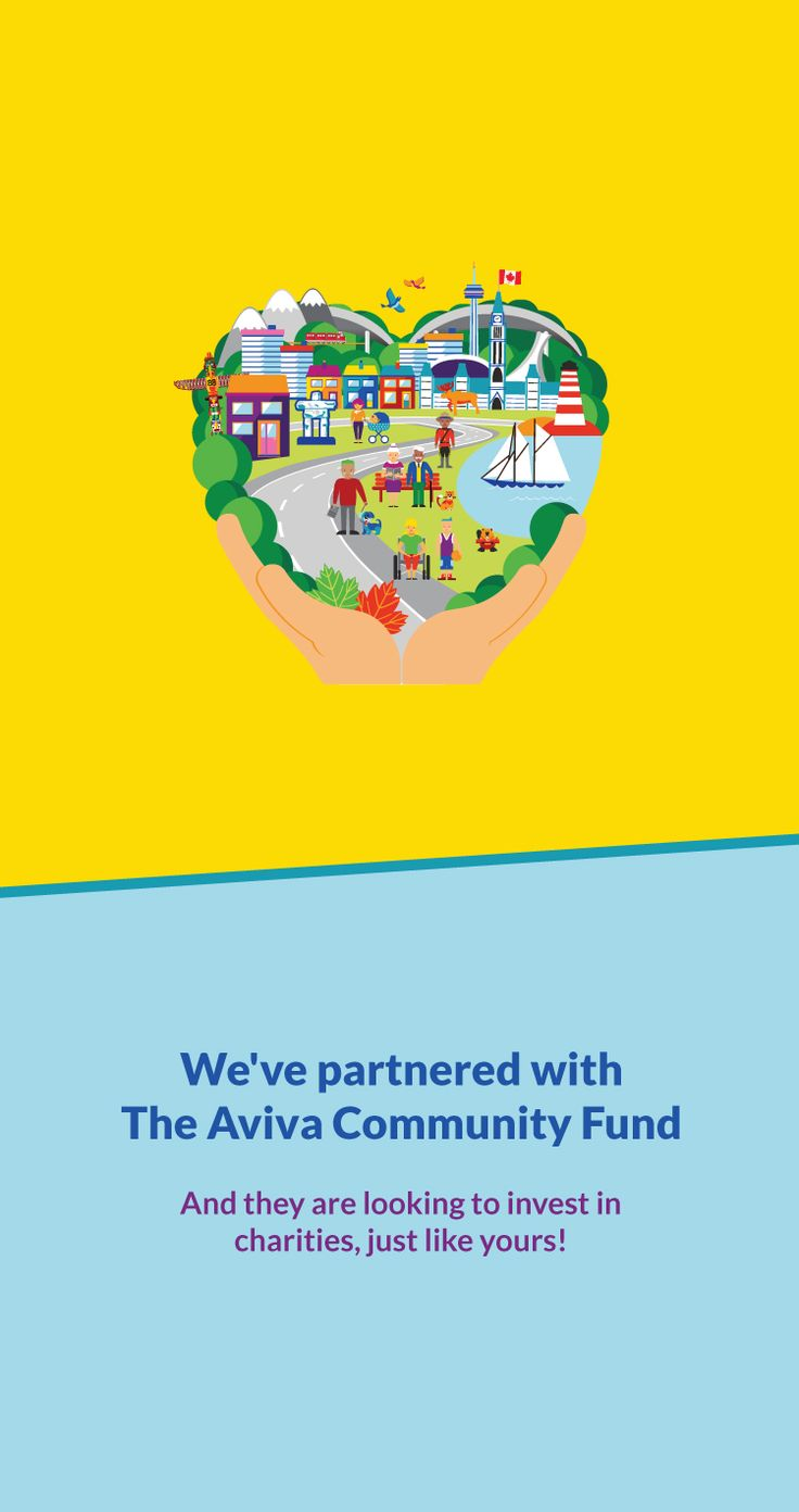 Does your charity have a $1 million dollar idea? The Aviva Community Fund is looking to invest in charitable initiatives.