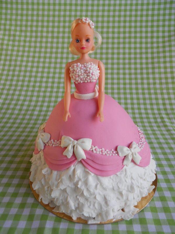 Barbie Birthdaycake