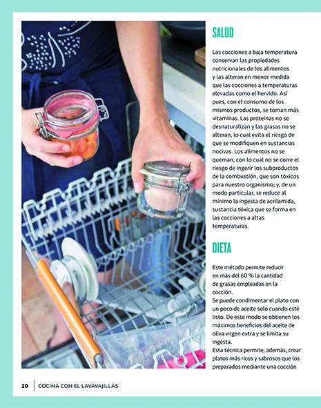 Cocinar con el lavavajillas: página 1