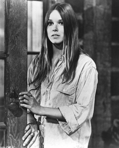 Barbara Hershey from The Pursuit of Happiness - 1971