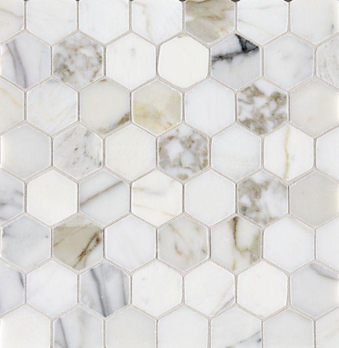 Calacatta Oro Polished Hexagon New