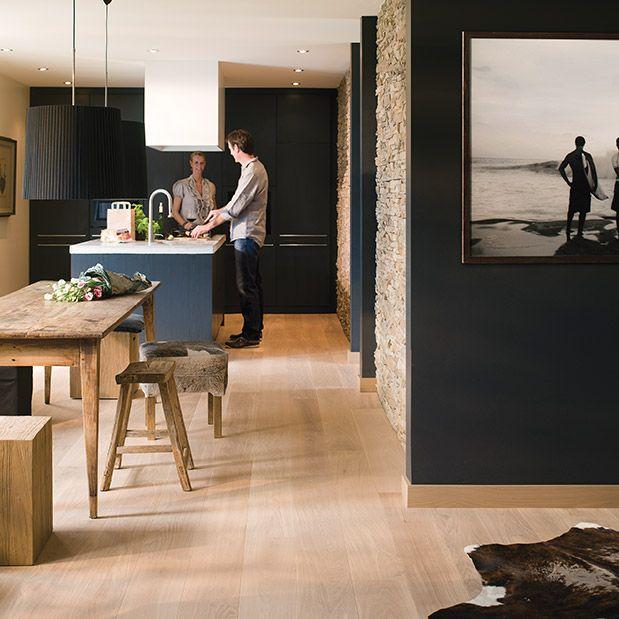 Dune white oak oiled, planks - Inspiring interior - Quick-Step UK