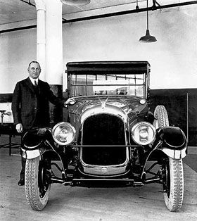 First Chrysler Car 1924  ★。☆。JpM ENTERTAINMENT ☆。★。