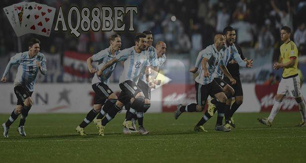 Agen Copa America  - Highlights Pertandingan Argentina 0-0 (pen 5-4) Kolombia (Copa America) 27/06/2015
