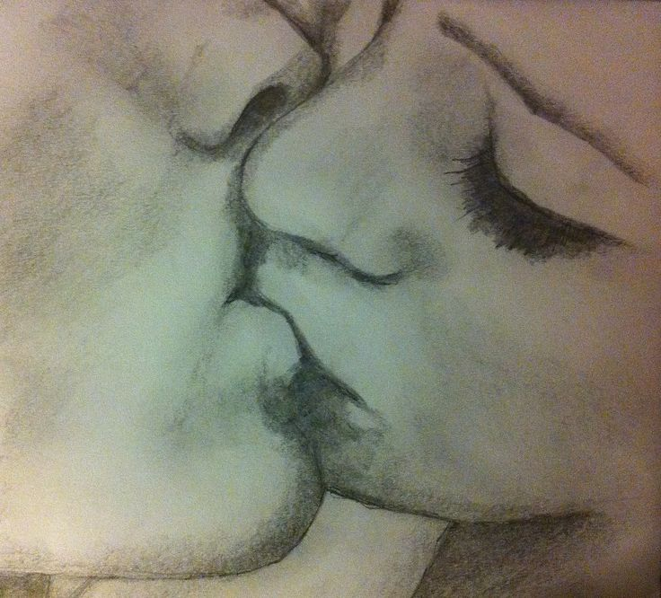 Sketch - First Kiss x