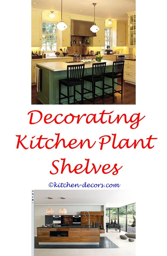 kitchendecor how to decorate my kitchen walls - rustic blue kitchen ...