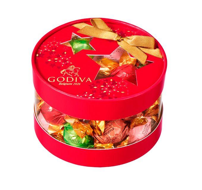 ゴディバのクリスマス限定「ノエル ルミヌ コレクション」キラキラ輝く華やかなショコラ&マカロンの写真16