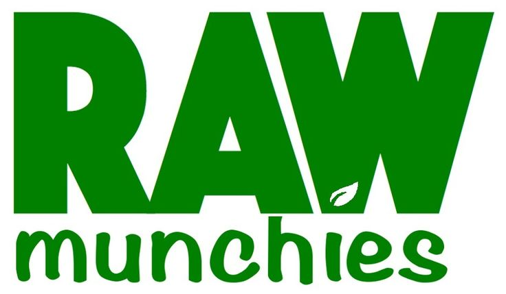 Raw Munchies The new Logo :) @rawmunchies