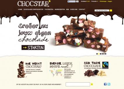 Te gek, je eigen chocoladesmaak bedenken!