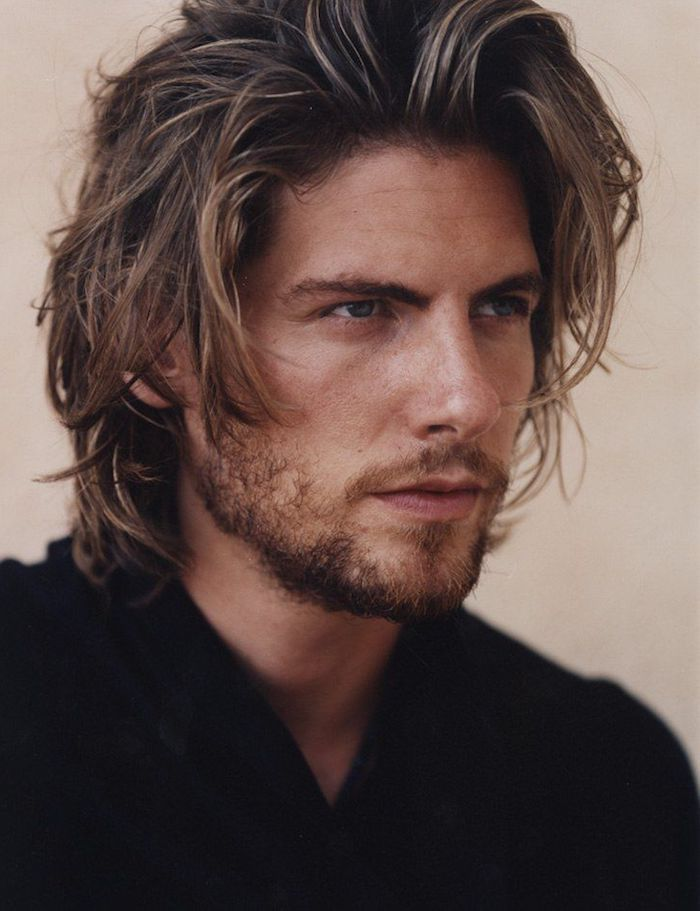 ▷ 1001 + Ideas for longhair hairstyles men