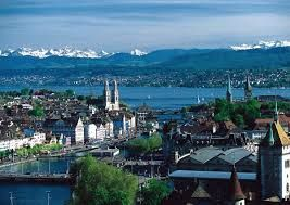 talking about international...maybe Zurich international school? http://best-boarding-schools.net/switzerland-country-schools
