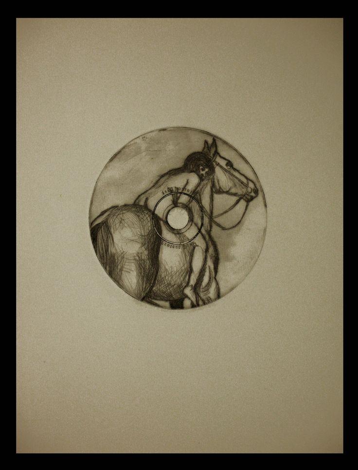 3.gravura nud calare