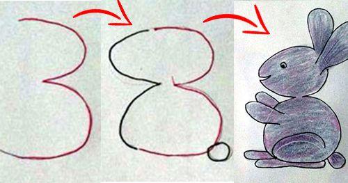 Zeichnen ist gut für die geistliche Entwicklung des Kindes. Darum ist es sehr wichtig, dass die Kinder viel zeichnen. Gut für Geist und Kreativität. Wir haben 11 tolle Ideen für Ihr Kind um zeichnen zu lernen. Wenn Sie eine Zahl aufschreiben können Sie mit wenigen Strichen schon eine tolle Figur oder ein Tier zeichnen. Sie …