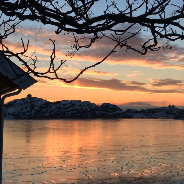Stavern city,Norway