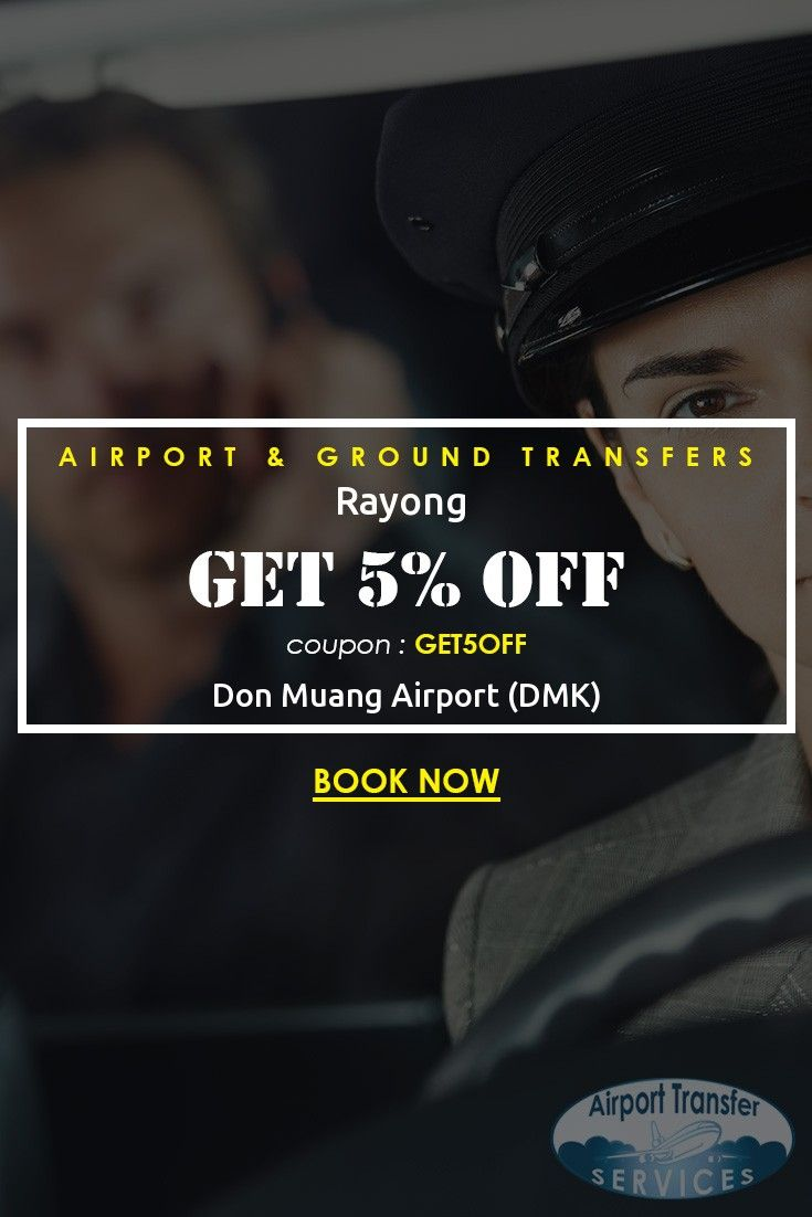 Transfers from Don Muang Airport (DMK) to Rayong starting from ฿… #DonMuangAirport #DonMuangAirporttransfers #Rayong #Rayongtransfers