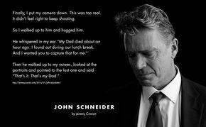 john schneider quotes - Google Search